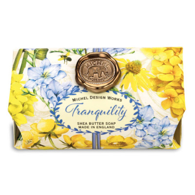 TRANQUILITY LARGE BATH SOAP - $9.95