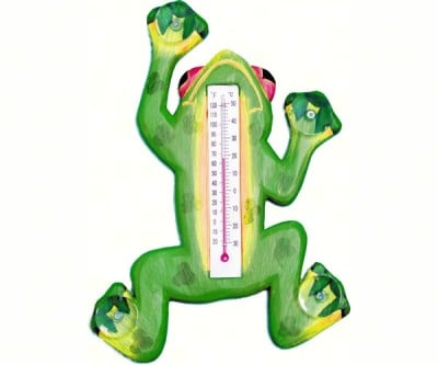 TREE FROG THERMOMETER - $9.95