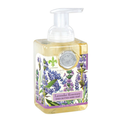 LAVENDER ROSEMARY FOAMING HAND SOAP - $10.95