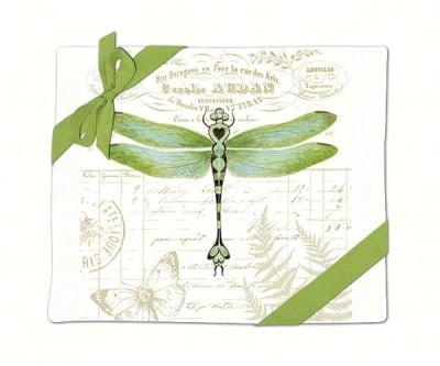 DRAGONFLY FLOUR SACK TOWELS (2) - $19.95
