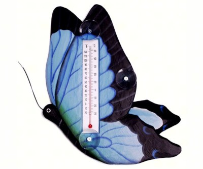 BUTTERFLY THERMOMETER - $9.95